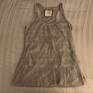 Lace Abercrombie & Fitch Tank